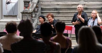 7 dni z życia kobiety - Skansen Teatralny fot. Sławek Wąchała