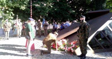 76. rocznica, Powstanie Warszawskie