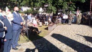 76. rocznica powstanie warszawskie 4 300x169 - Poznań: Obchody rocznicy Powstania Warszawskiego w kameralnej atmosferze
