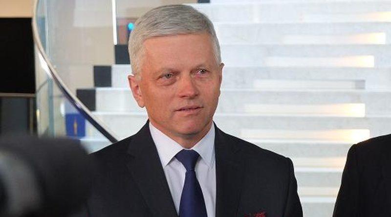 Andrzej Grzyb fot. mat. pras.