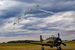 Antidotum Airshow Leszno fot. Katarzyna Kajdasz