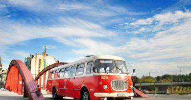 Autobus na Dni Twierdzy Poznań fot. ZTM