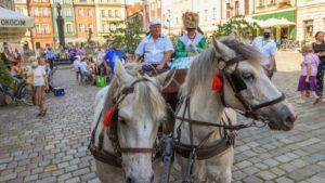 bamberskie wesele fot. s. wachala10 300x169 - Poznań: Bamberskie wesele, czyli jak się krakus z poznaniakiem targowali o melę