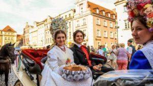 bamberskie wesele fot. s. wachala11 300x169 - Poznań: Bamberskie wesele, czyli jak się krakus z poznaniakiem targowali o melę