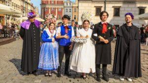 bamberskie wesele fot. s. wachala8 300x169 - Poznań: Bamberskie wesele, czyli jak się krakus z poznaniakiem targowali o melę