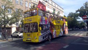 bimbabus 300x169 - Poznań: We wtorek ruszają przejażdżki Bimbabusem