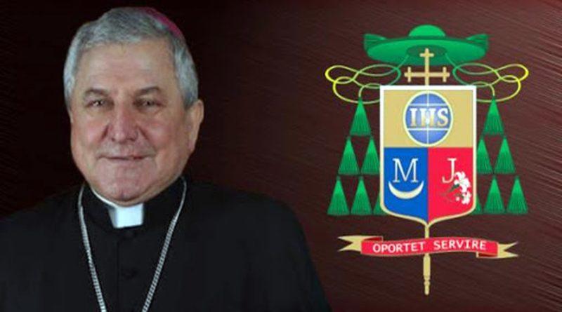 biskup Edward Janiak fot. Diecezja kaliska