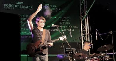 Bobby The Unicorne - Koncerty nad Rusałką fot. Magda Zając