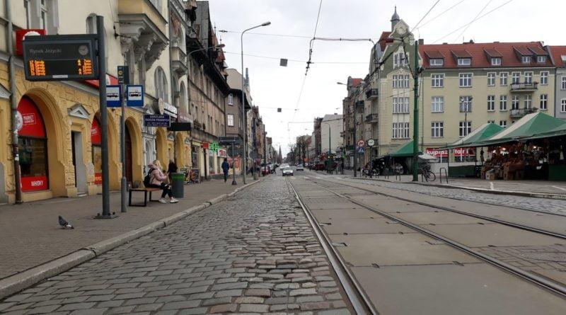 Dąbrowskiego fot. ZTM