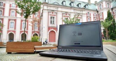 darmowy internet fot. UMP