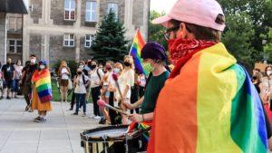 demonstracja przeciw przemocy fot. s. wachala12 300x169 - Poznań: Wspólnie przeciwko przemocy