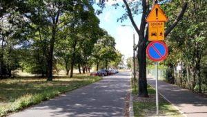 droga do szkoly fot. zdm3 300x169 - Poznań: By dzieci mogły bezpieczniej dojść do szkoły. Szykują się zmiany!