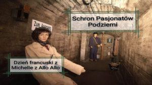 dzien francuski fot. pasjonaci podziemi 300x169 - Poznań: Schron Pasjonatów Podziemi zaprasza na dzień otwarty!