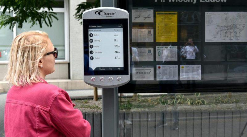e-papierowy wyświetlacz fot. UMP
