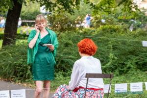 festiwal zupanskiego fot. slawek wachala 6494 300x200 - Poznań: Joanna Jodełka w... opałach i ekstatyczne tango