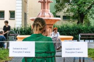 festiwal zupanskiego fot. slawek wachala 6500 300x200 - Poznań: Joanna Jodełka w... opałach i ekstatyczne tango