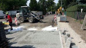 fot. rumiankowa fot. zdm.2 300x169 - Poznań: Ulica Rumiankowa z nową nawierzchnią