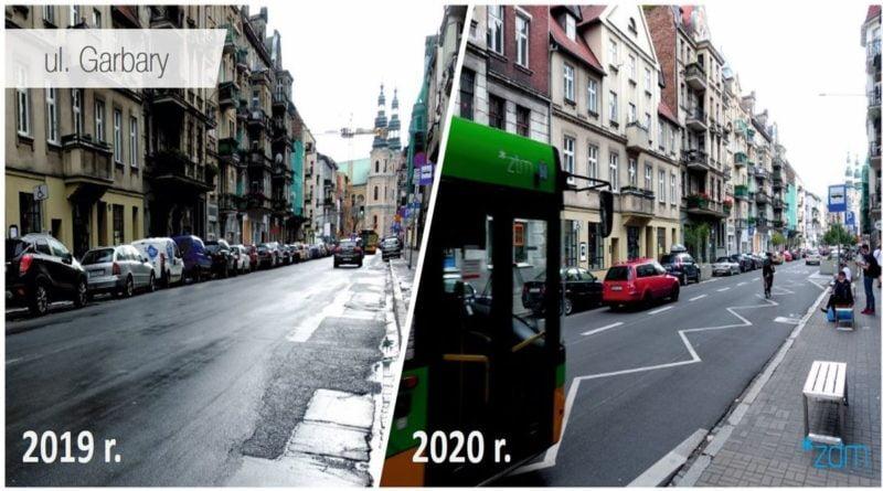 garbary fot. zdm 800x445 - Poznań: Jak się zmienia miasto dzięki Zarządowi Dróg Miejskich?