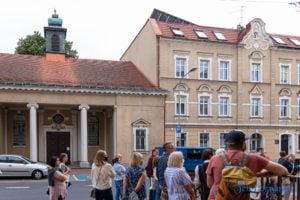gorczyn w gore spacer badawczy fot. slawek wachala 9498 300x200 - Poznań: Centrum Otwarte było na Górczynie