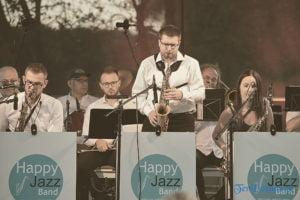 happy jazz band nad rusalka fot. magda zajac 11 300x200 - Poznań: Happy Jazz Band nad Rusałką