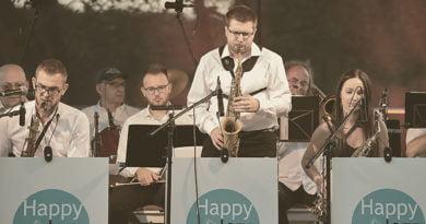 Happy Jazz Band nad Rusałką fot. Magda Zając