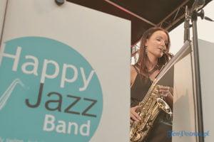 happy jazz band nad rusalka fot. magda zajac 4 300x200 - Poznań: Happy Jazz Band nad Rusałką