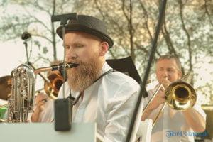 happy jazz band nad rusalka fot. magda zajac 5 300x200 - Poznań: Happy Jazz Band nad Rusałką