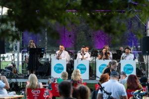 happy jazz band nad rusalka fot. slawek wachala 8653 300x200 - Poznań: Happy Jazz Band nad Rusałką
