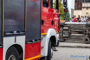 III Zlot czerwonych samochodów fot. Sławek Wąchała