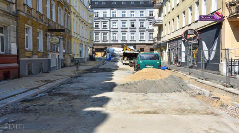 kwiatowa 2 fot. pim 800x445 - Poznań: Kolejna zmiana organizacji ruchu na Kwiatowej