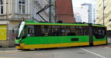 Marcinkowskiego tramwaje fot. MPK