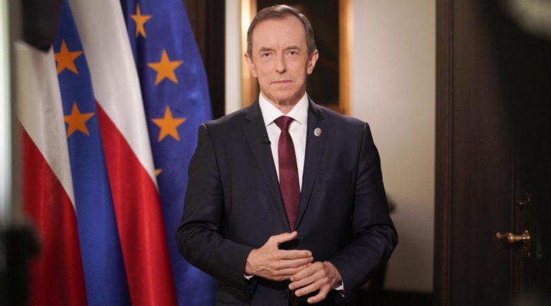 marszałek Tomasz Grodzki fot. Senat RP