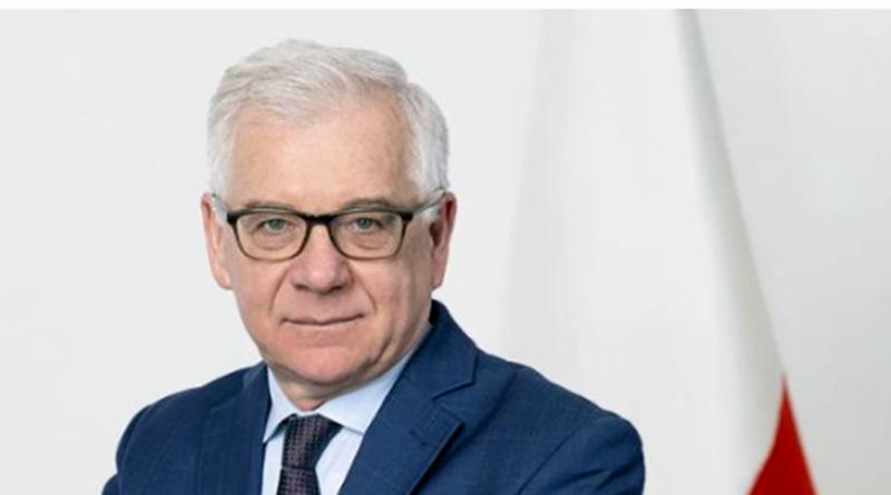 minister Jacek Czaputowicz fot. MSZ