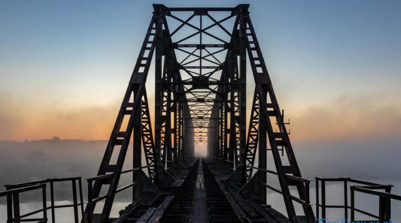 Most Stobnica Brączewo fot. Sławek Wąchała