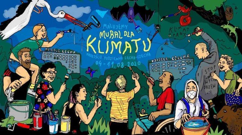 Mural dla Klimatu fot. Mural dla Klimatu