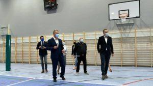 nowa sala gluszyna fot. ump2 300x169 - Poznań: We wrześniu ruszą zajęcia w nowej sali gimnastycznej na Głuszynie