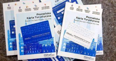 Poznańska karta Turystyczna fot. UMP