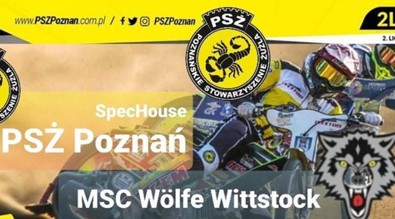 PSŻ Poznań żużel fot. FB