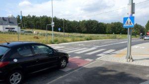 radojewo fot. zdm 300x169 - Poznań: Wzdłuż ulicy Radojewo jest nowy chodnik