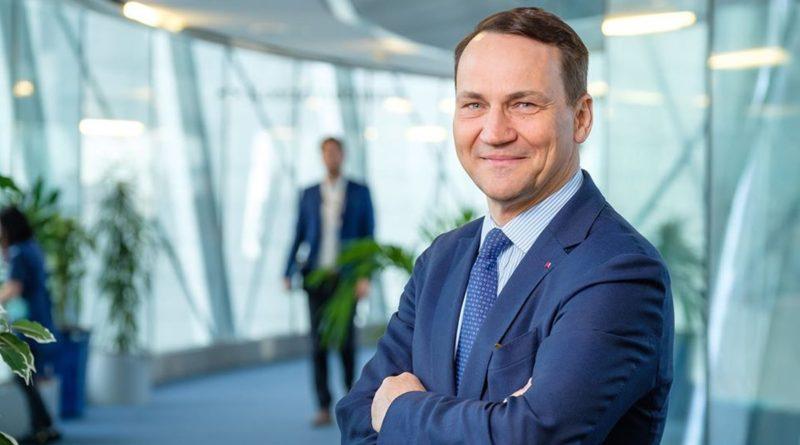 Radosław Sikorski fot. FB