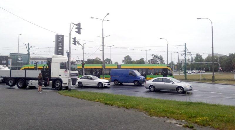 rondo rataje 1 800x445 - Poznań: Przebudowa ronda Rataje. Pierwsze zmiany już w nocy!