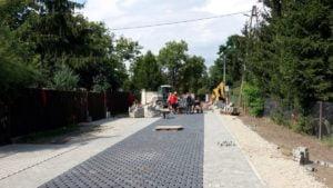 rumiankowa fot. zdm 300x169 - Poznań: Ulica Rumiankowa z nową nawierzchnią