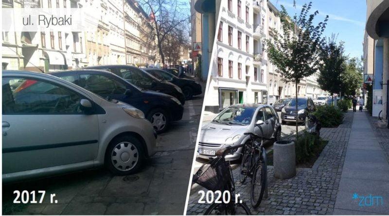 rybaki 1 fot. zdm 800x445 - Poznań: Jak się zmienia miasto dzięki Zarządowi Dróg Miejskich?