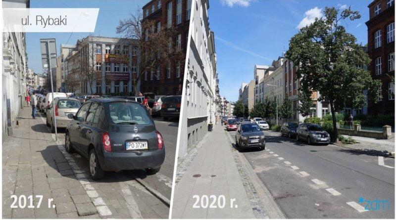 rybaki2 fot. zdm 800x445 - Poznań: Jak się zmienia miasto dzięki Zarządowi Dróg Miejskich?