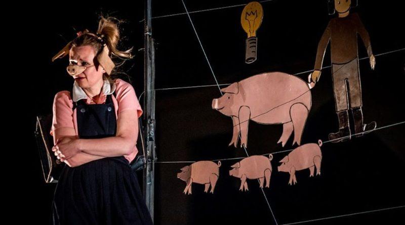 Świniopolis fot. Teatr Biuro Podróży