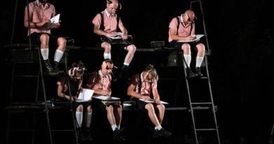 Świniopolis Teatr Biuro Podróży fot. Sławek Wąchała
