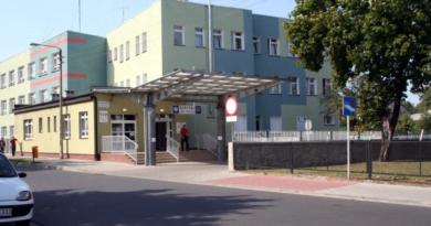 szpital w Ostrzeszowie fot. szpital Ostrzeszów