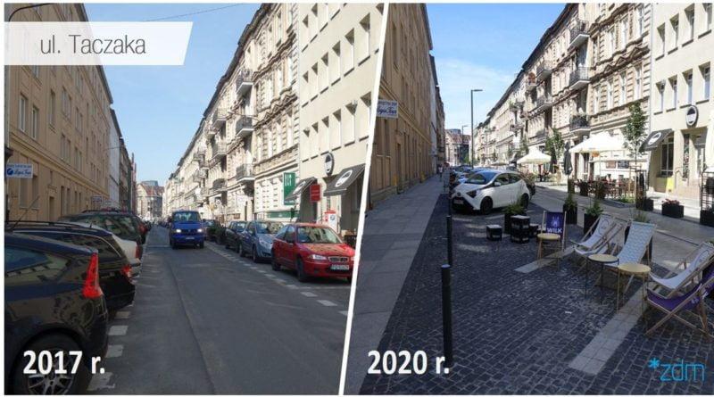 taczaka2 fot. zdm 800x445 - Poznań: Jak się zmienia miasto dzięki Zarządowi Dróg Miejskich?