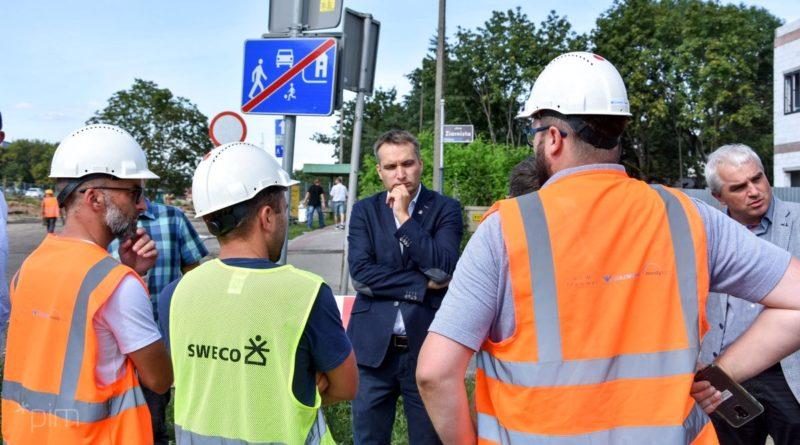 tramwaj na Naramowice kolejne zmiany od 22 sierpnia fot. PIM