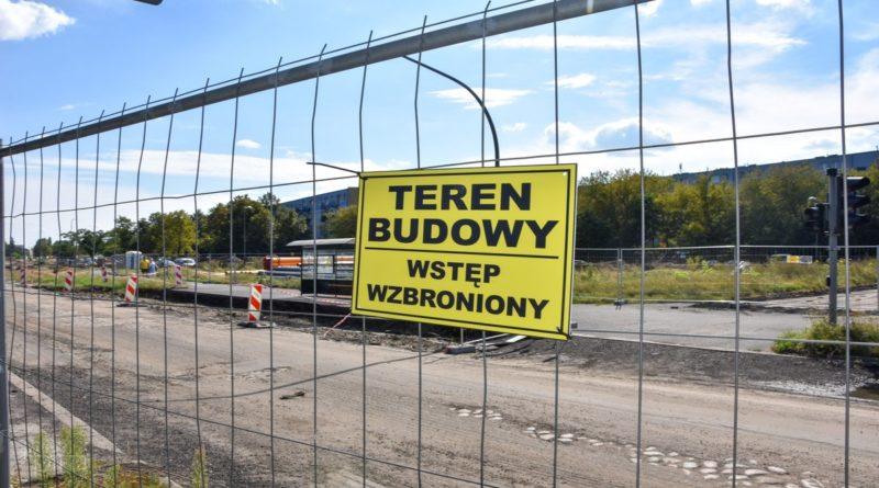 tramwaj na naramowice kolejne zmiany od 22 sierpnia fot. pim3 800x445 - Poznań: Zmiany na trasie tramwaju na Naramowice